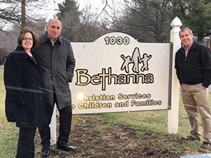 Bethanna Donation