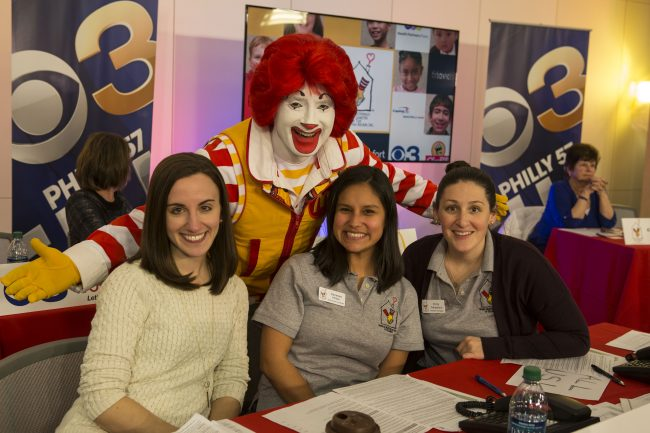 Ronald McDonald House Charities Telethon 2016